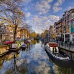 Canal. Amsterdam. Netherland